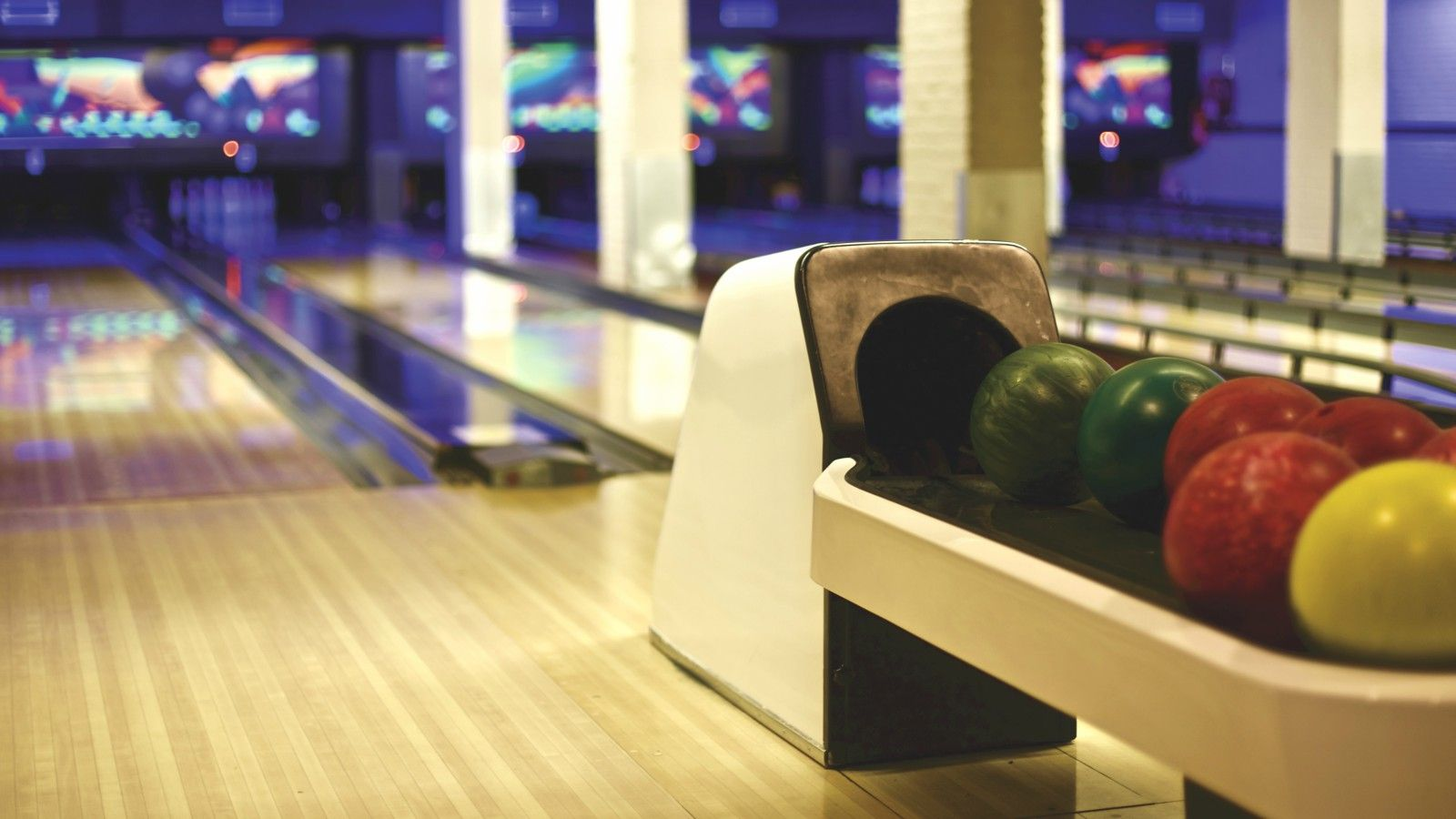 Things to do in Times Square - Bowling